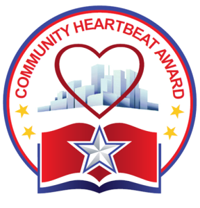 Community Heartbeat Award Logo