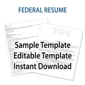 federal-resume-template