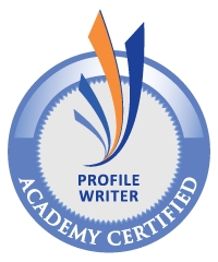 Academy Certified Profile Writer